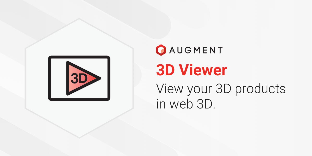 3D Viewer   Augment   Augment
