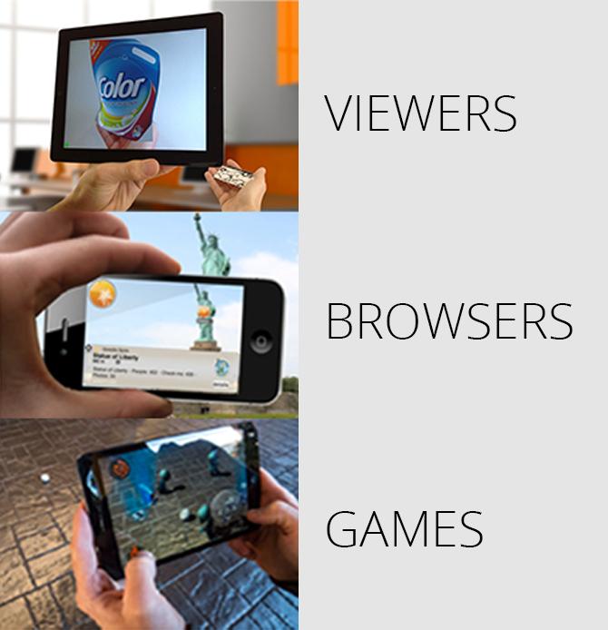 aplicaciones realidad aumentada