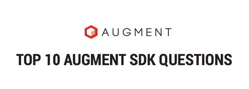Top 10 SDK Questions